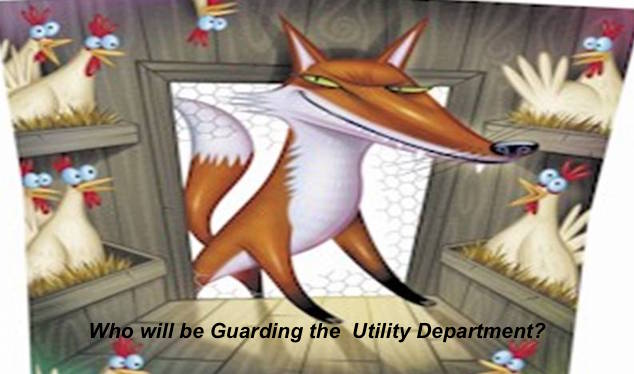 New Fox in the Lake Geneva Utility District Henhouse