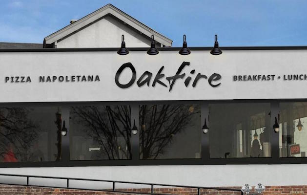 Breakfast at Oakfire, Lake Geneva