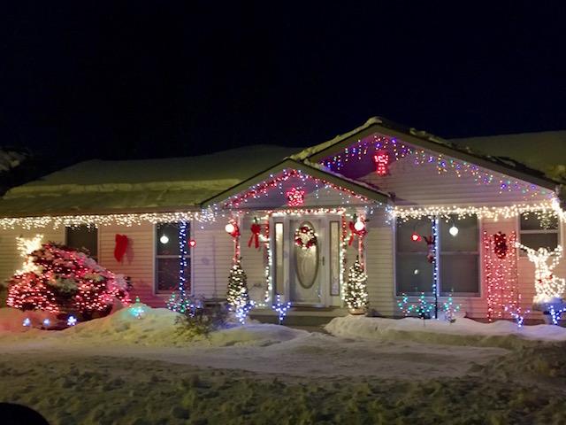 Merry Christmas in Lake Geneva