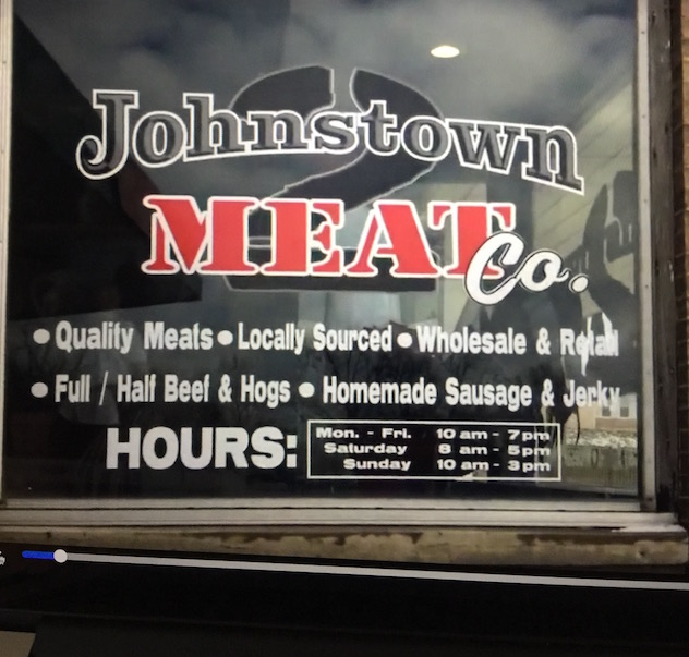 Johnstown Meats Walworth
