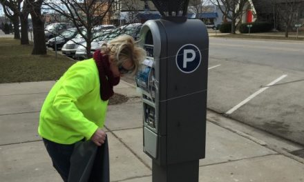 Parking Meters back in Service , March 1, 2017,  Lake Geneva
