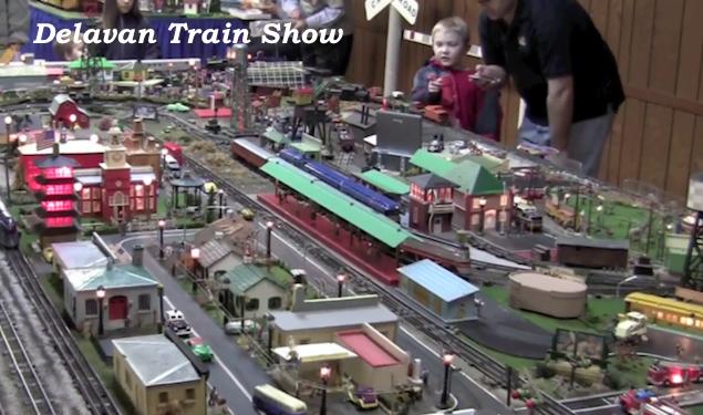 Delavan Train Show