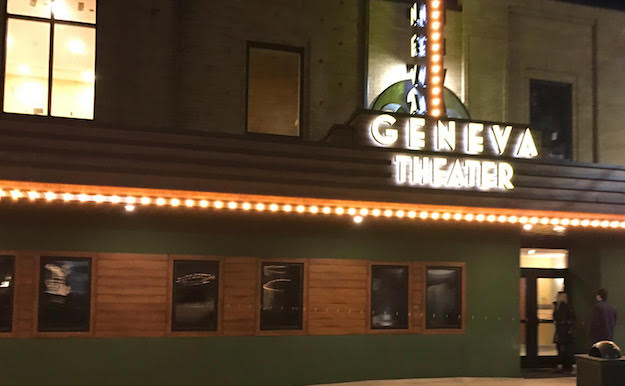 Lake Geneva Theater Complex Opens