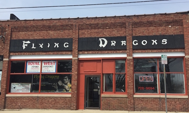 Flying Dragons Delavan, WI