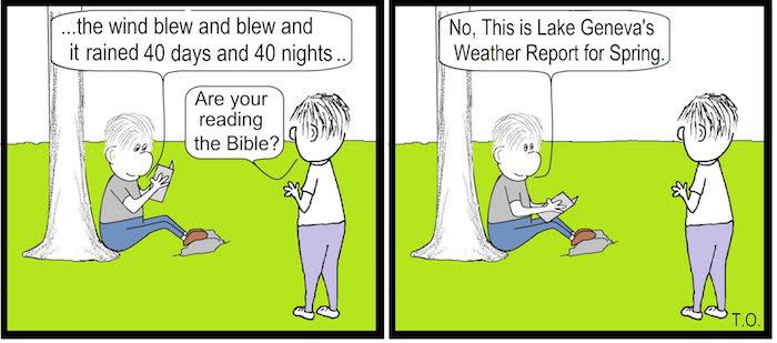 Cartoon May 24 Terry O'Neill