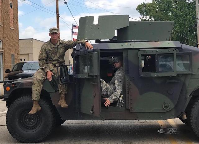 National Guard Burlington