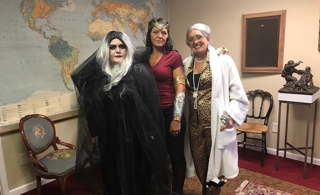 Halloween at the Geneva Shore Report