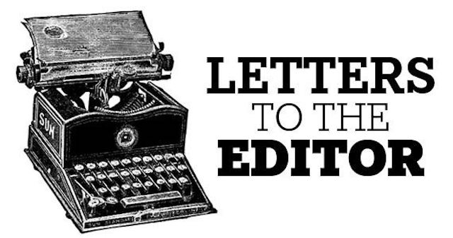 Letters To The Editor, June 13, 2018