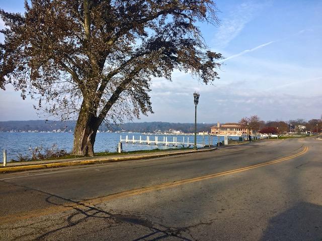 Last Pier our Lake Geneva 2017