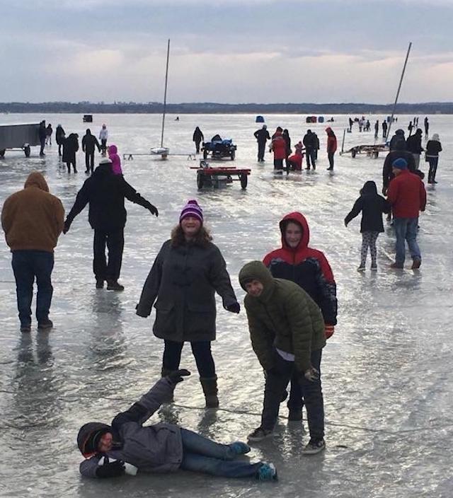 Lake Geneva Winter Fun