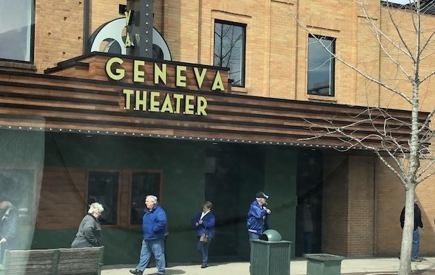Senior Days Geneva Theater