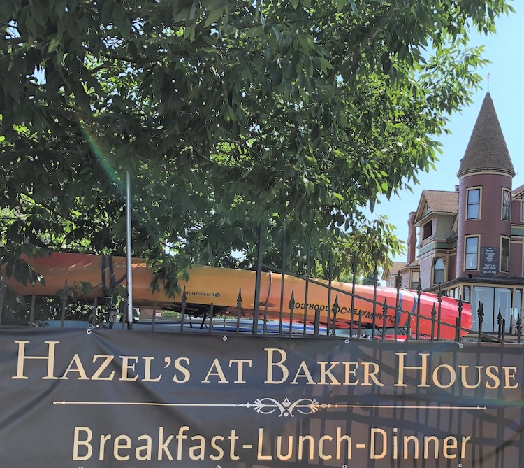 Hazel's at Baker House Lake Geneva
