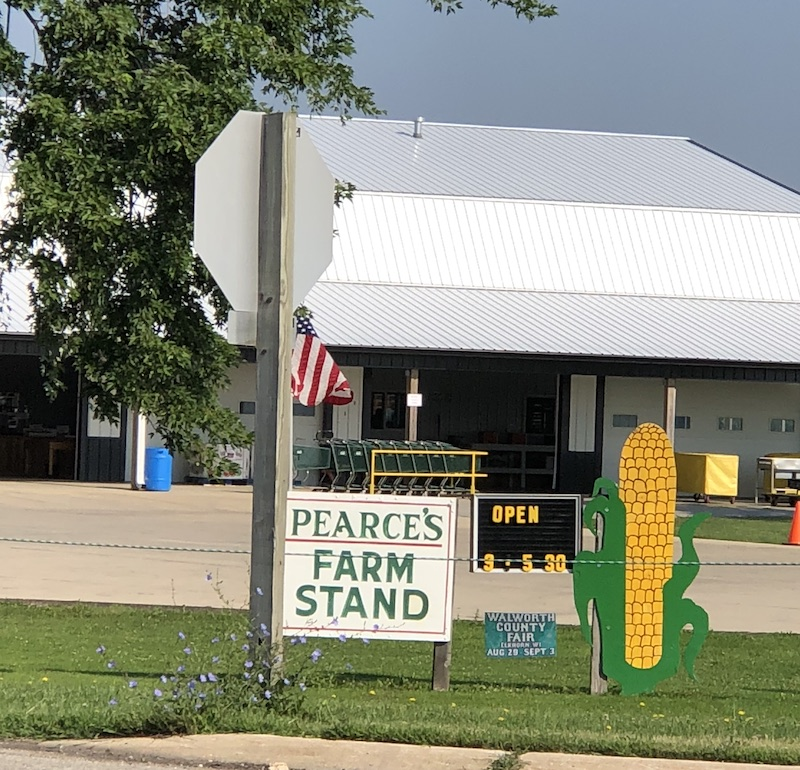 Pearce's Farm Stand