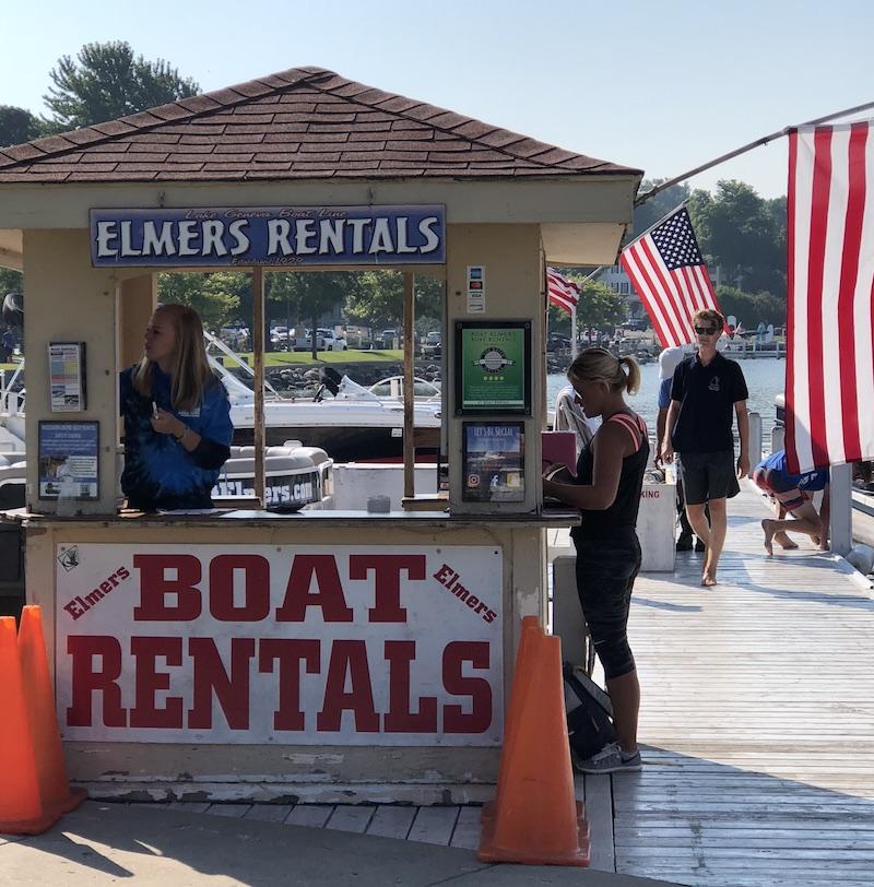 Elmer's Rentals Lake Geneva