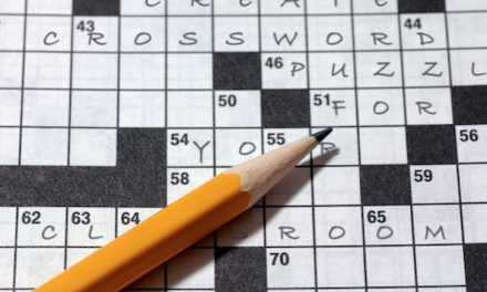 Christmas Crossword, December 19, 2018