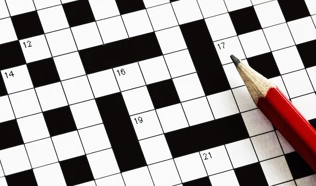 Crossword Puzzle, August 22, 2018