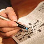 Crossword Puzzle, August 15, 2018