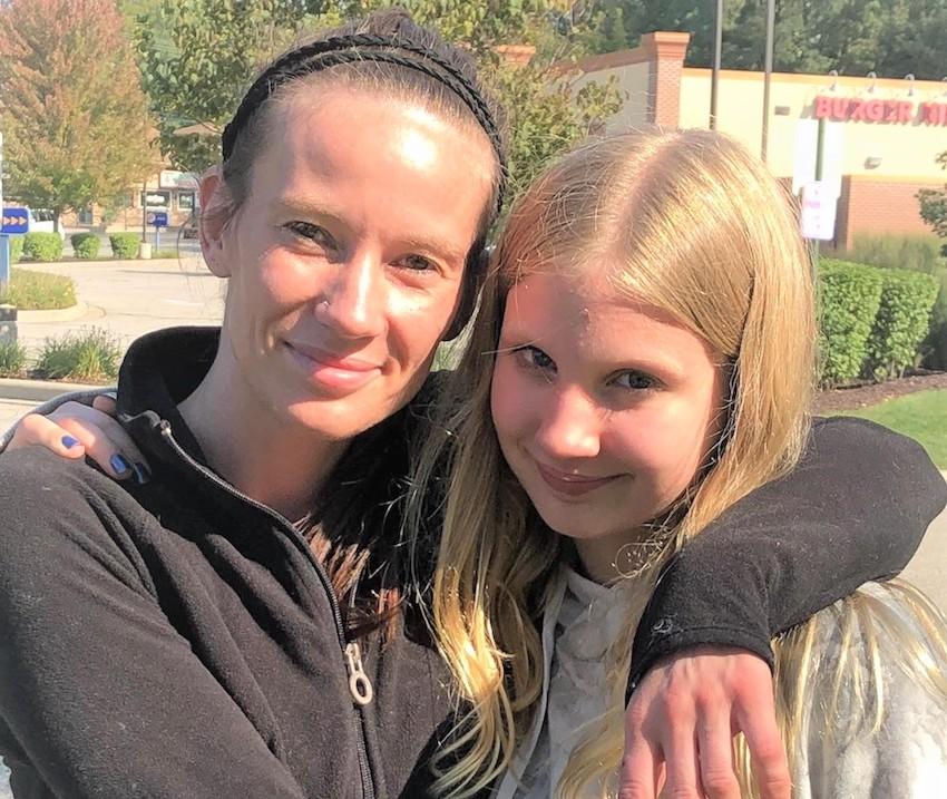 Soraya and Heather Lewins