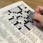 Crossword Puzzle, March 4 2020