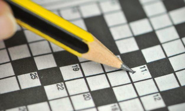 Crossword Puzzle, January 6, 2021