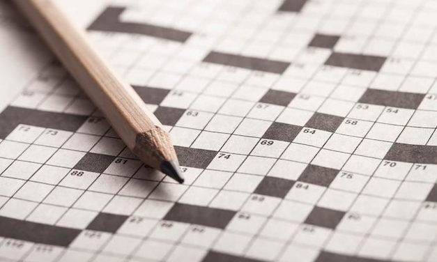 Crossword Puzzle, October 3, 2018