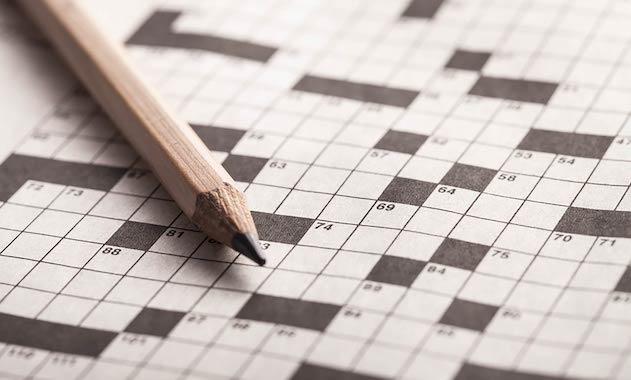 Crossword Puzzle, October 3, 2018