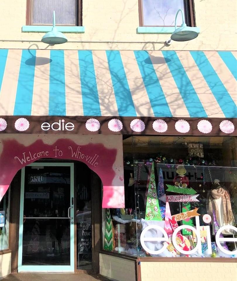 Edie Boutique, Lake Geneva