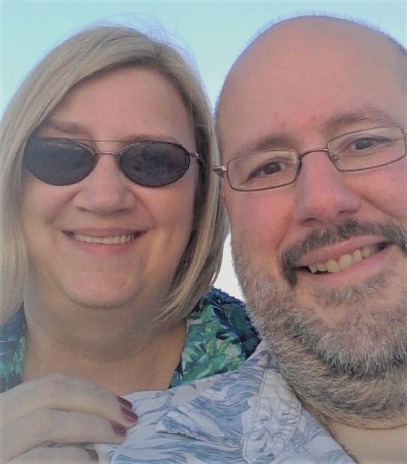 Chris and Patti Marsicano of the Village Super Club, Lake Geneva
