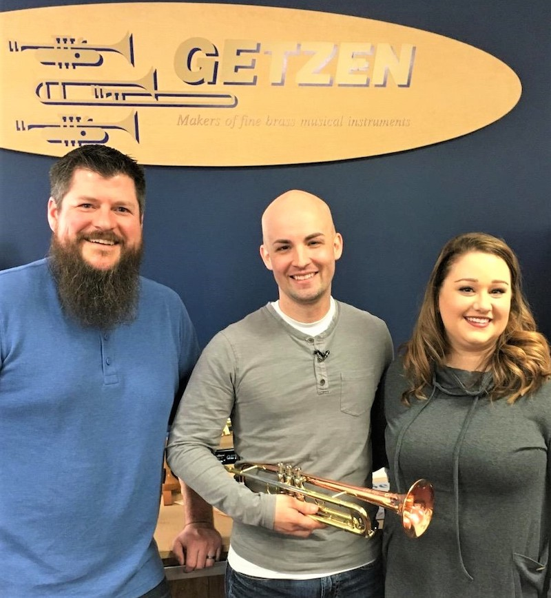 Getzen Company Elkhorn WI