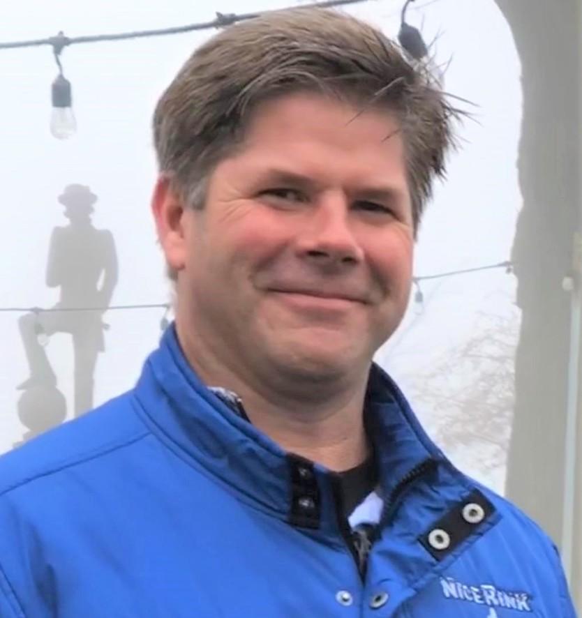 Jim Stoller of Nice Rink