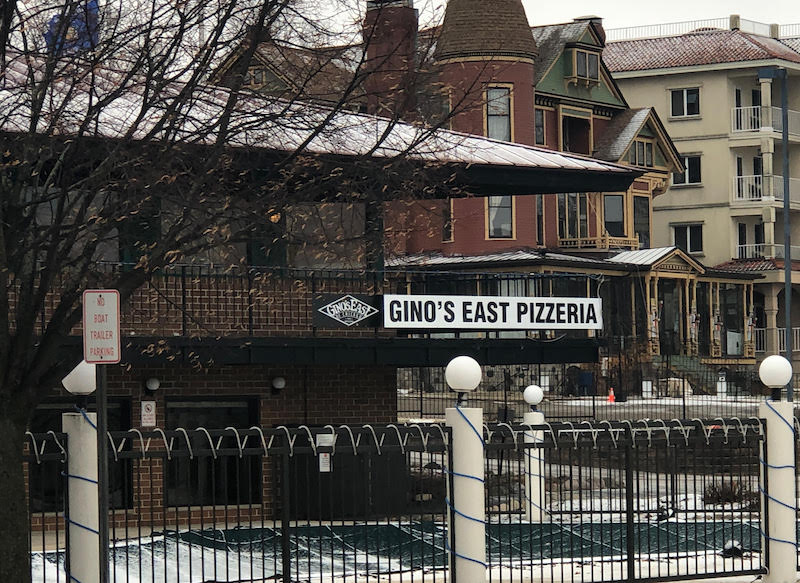 Gino'e East Pizzeria, Lake Geneva