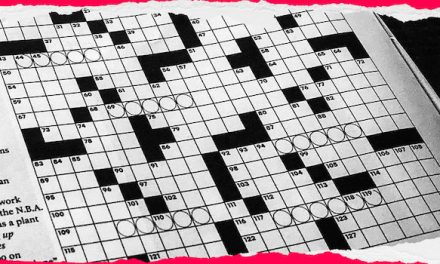 Crossword Puzzle, February 20, 2019