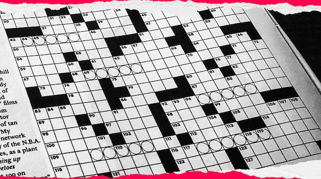 Crossword Puzzle August 14, 2019