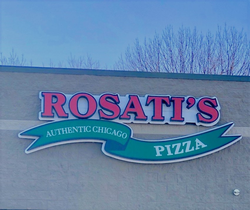 Rosati's Pizza Lake Geneva
