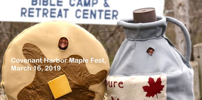 Covenant Harbor Maple fest Lake Geneva