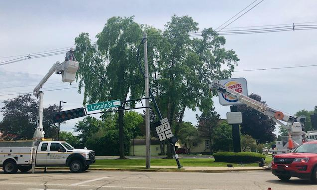Elkhorn Accident