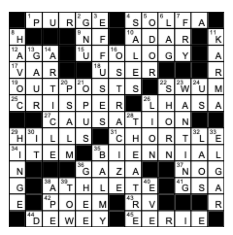 Answer 08-07 Puzzle