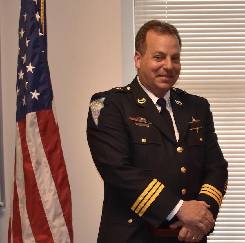Chief of Police, Lake Geneva, Michael Rasmussen
