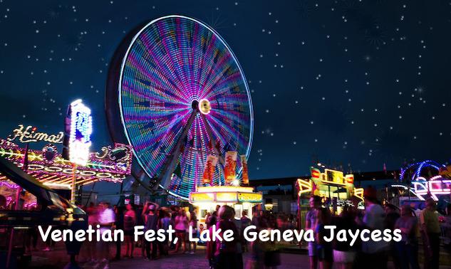 Venetian Fest Lake Geneva 2019