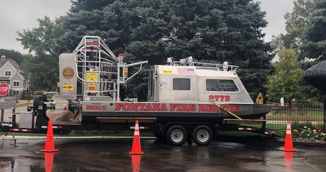 Fontana Water Rescue