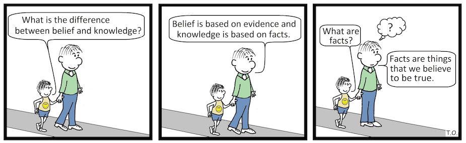 Geneva Shore Report Cartoon