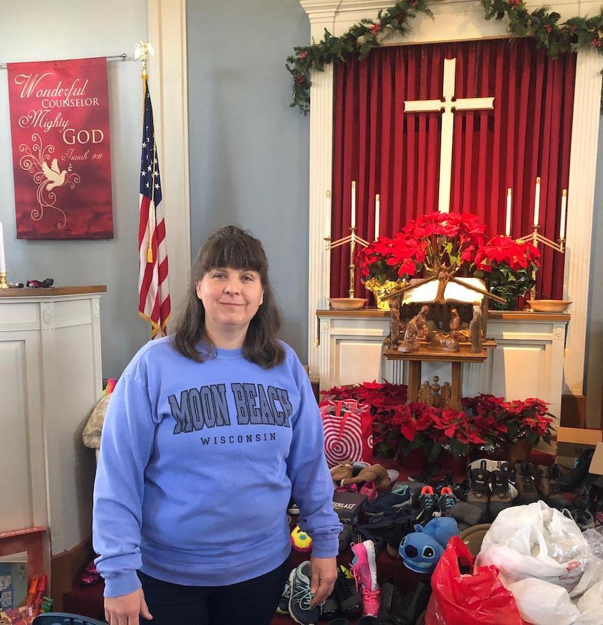 Pastor Jennie Swanson Lake Geneva