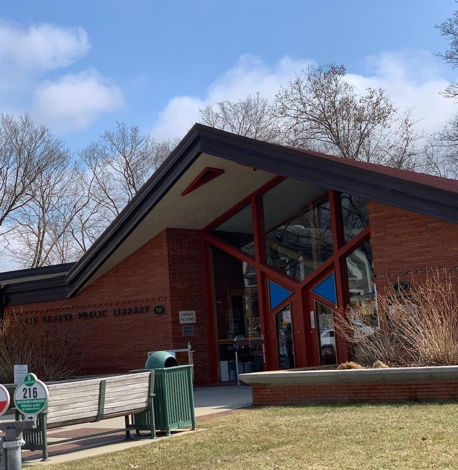 Lake Geneva Library