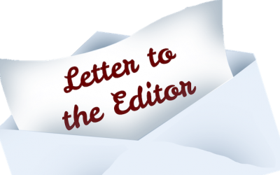 Letters to the Editor, June 3, 2020