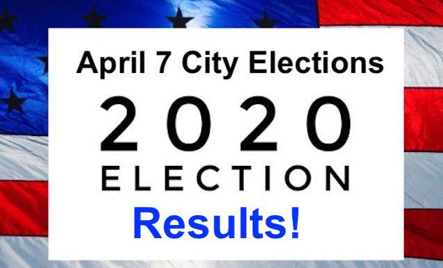 Front Page, April 15, 2020