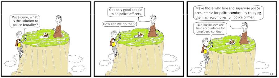 Cartoon Geneva Shore Report