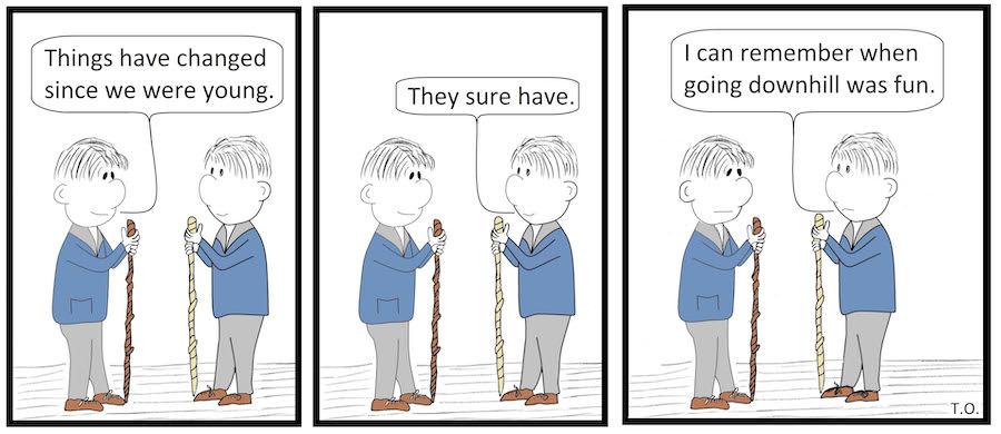 Cartoon of the Week Geneva Shore Report
