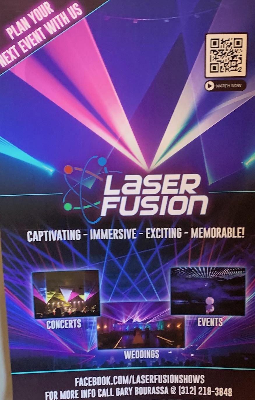 Laser Fusion Lake Geneva