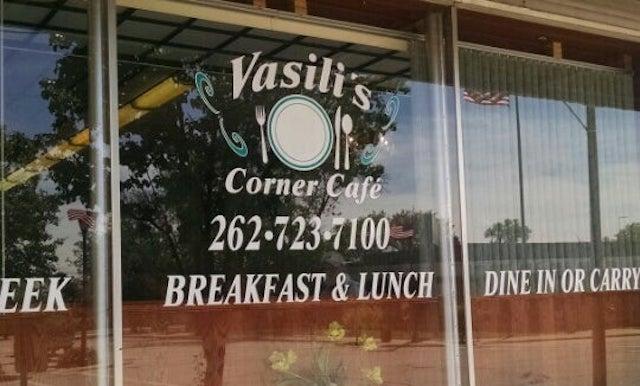 Vasili's Corner Café in Elkhorn