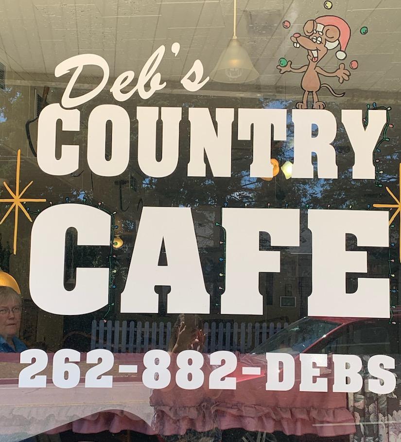Debs Country Cafe Darien WI